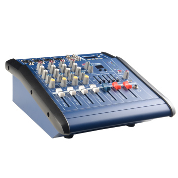 Consola mezcladora digital power amplifier pro