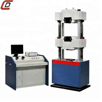 WAW-B Model Hydraulic Universal Testing Machine