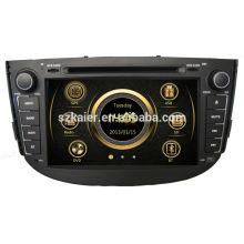 Фабрика!автомобильный DVD-плеер с GPS для Lifan Х60