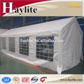 Tente de dôme de fête de chapiteau chinois 16x22 avec toit