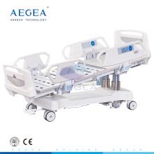 La chaise inclinable de moteur électrique automatique d'icu de luxe place les lits médicaux réglables d'hôpital à vendre