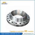 Raccords de tuyauterie à bride à souder en aluminium