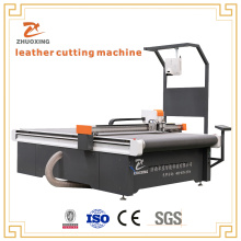 Leather Cutting Machine Cuts Through Knife Tools