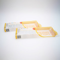 Custom Printing Plastic Box Foam Insole Packaging