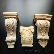 wood carved corbels wood capital