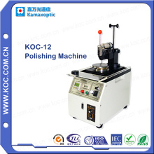 Fibra Óptica Fácil Operacional Koc-12 Fibra Optical Polishing Machine