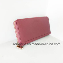 Wholesale Lady PU Purse Women Leather Wallet (NMDK-040805)