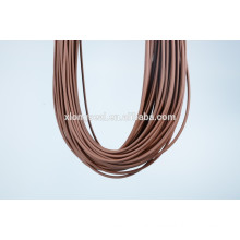 2015 Fashion Design Gummi Schnur für Halskette