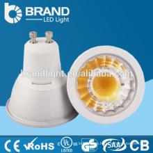 Caliente Ventas 230V Gu10 Proyector Bombilla LED, 5W Gu10 Bombilla LED Para Mercado Europeo