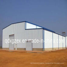 Prefabricated Steel Structrue Plant (pH-10)