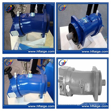 Rexroth Substitution Piston Motor Wiith Better Airtightness Performance