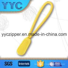 Подгонянный конструктор застежки -молнии шнура TPU шнура для напольных спортов