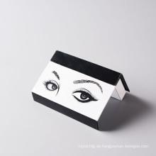 Benutzerdefinierte Private Label kosmetische Wimpern Verpackung Box