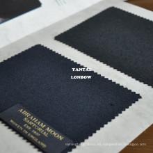 Barathea de alta calidad del tejido de lana de las lanas hecho en Reino Unido