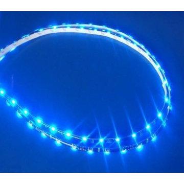 335 60LED 5mm 24V 4.8W Bande Flexible LED Bleue