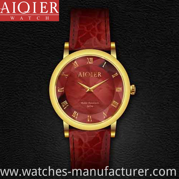 Female Luxury Classic Wrist Watches