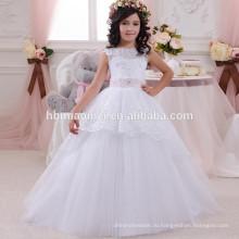 Последние детей платье конструкций, платье девушки 9 лет для партии и свадьбы