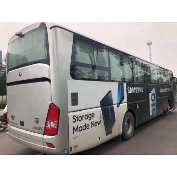 autocarro yutong usado para viagens
