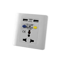 GFCI Receptacle Input Voltage AC110V-250V Suit