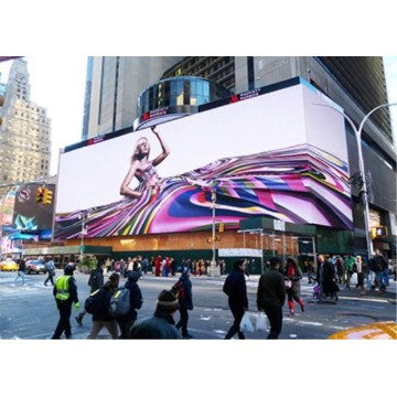 P10 High Brightness Outdoor Billboard LED Display