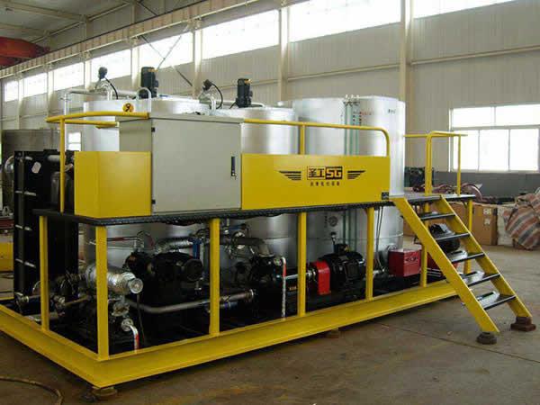 Emulsion Asphalt Plant