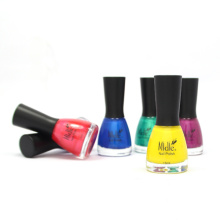 Matte Rubber Effect Nail Polish - Many Colors