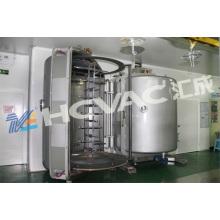 Machine de revêtement de vide de réflecteur en aluminium / machine de métallisation de vide de tasse de réflecteur