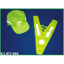 Reflective Cap, V-tape