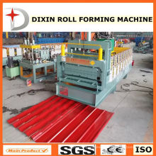 Double Stainless Steel Roof Tile Forming Machine