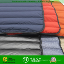 Two Layer Direct Filling Seamless Down Proof Jacket Coat Fabric