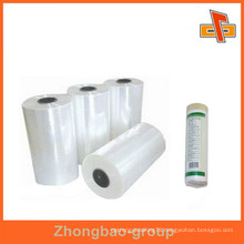 plastic film factory high quality heat sensitive bopp film for noodles,tissue,gift case packaging