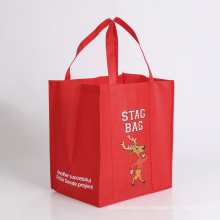 colorful non woven bag shopping bag
