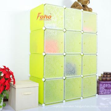 Simple DIY Wardrobe with Panels Size 45X35cm (FH-AL001231-12)