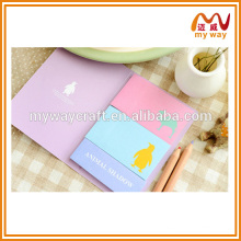 kawaii custom sticky notes in different animal shapes,buy from china market