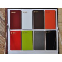 Zh Marke Hochglanz UV MDF Hersteller Solid Color / Woodgrain / Metallic