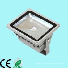 Haute qualité 100-240v 10w-50w ip65 50w conduit projecteur led éclairage extérieur de projection de bâtiment