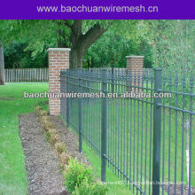 Lawn wrought iron gate model