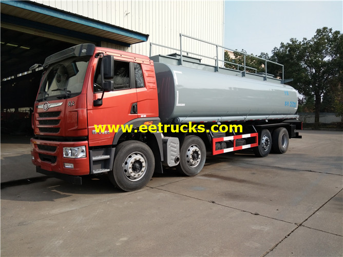 FAW Corrosive Liquid Delivery Tankers