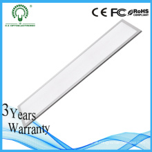 Rectangle Flat recesso 30X120cm painel de luz LED 40W