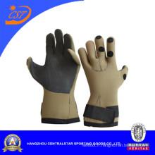 Vente chaude nouveau matériau nouveau gant en néoprène de poisson de conception
