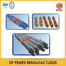 Shandong rizhao / micro cilindro hidráulico / duplo efeito cilindro hidráulico