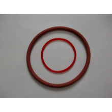 O Ring Silicone rouge