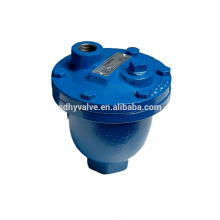 Manual air release valve with ductile iron body