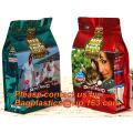Pet Dog Food Bag For Dog Food Packaging,Resealable Zipper Stand Up Pet Food Bag,Stand Up Pet Food Packaging Bag,Suplemen