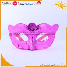 Máscara de plástico Shinny