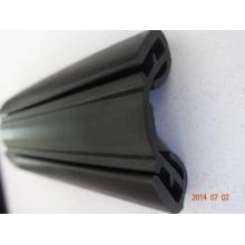 Tiras de vedação de borracha para vidro da porta do carro