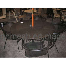 Expanded Mesh for Tables and Chairs