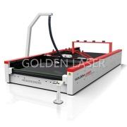 Laser snijmachine voor Soft Signage stof