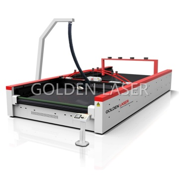 Laser Cutting Machine for Soft Signage Fabric