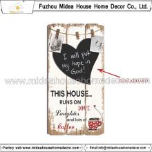 Деревянная доска для домашнего декора